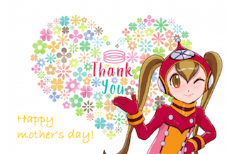 Happy Mother's Day !!イメージ
